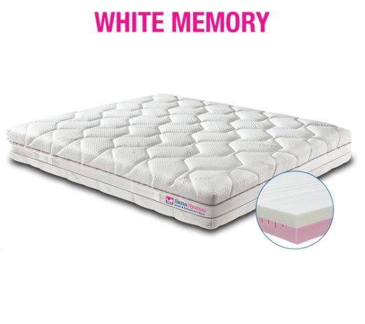 materasso memory foam alta qualità Sana System